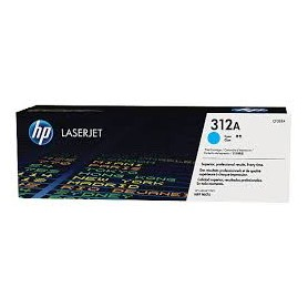 HP LASER 312A MFP476 HPCF381A CY
