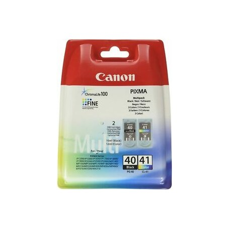 CANON PG 40 + CL 41 MULTI PACK