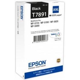 EPSON WF-5110/5190/5620/5690 (4000PG) BK