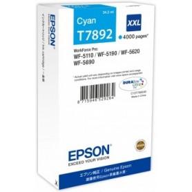 EPSON WF-5110/5190/5620/5690 (4000PG) CY