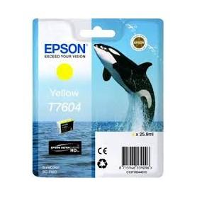 EPSON SC-P600 INK JET 7604 YE