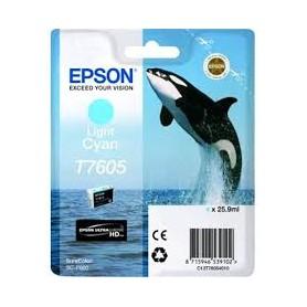 EPSON SC-P600 INK JET 7605 CY LIGHT