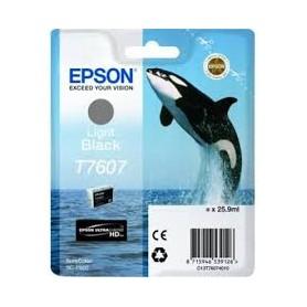 EPSON SC-P600 INK JET 7606 BK LIGHT