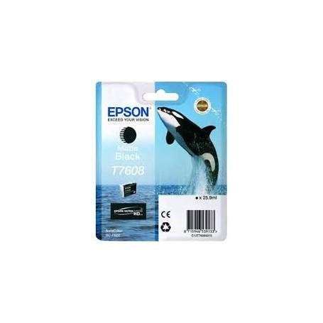 EPSON SC-P600 INK JET 7608 BK MATTE
