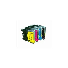 BROTHER LC 980 YELLOW INK JET COM