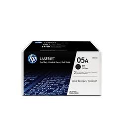 HP LASER TWINPACK 2.3K  2 PZ CE505A