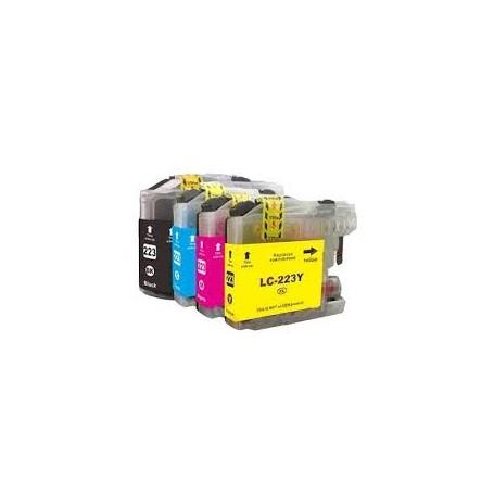 INK JET BK MFC-J4420DW/4620DW LC223BKCOM