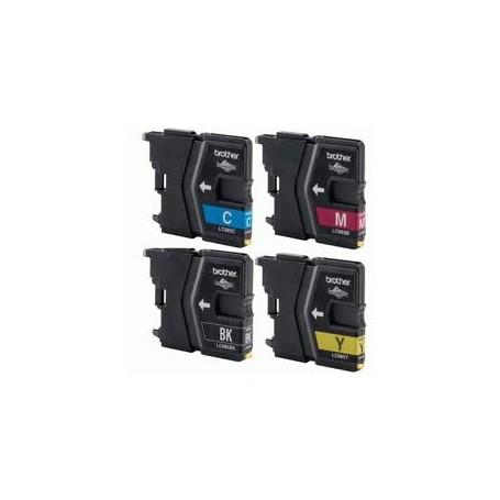 INK BRO DPC-J125/315 BK RICO 985BK
