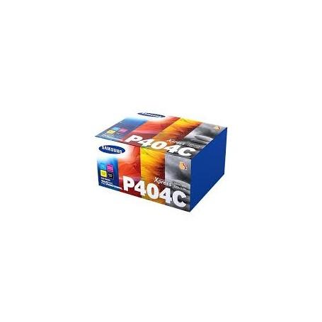 HP SU365A 404 BK/CY/MA/YE CLT-404S
