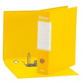 REGISTRATORI OXFORD G85 D.SO 8 GIALLO