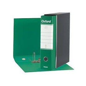REGISTRATORI OXFORD G85 D.SO 8 VERDE