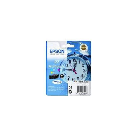 EPSON TANICA MULTIPACK 27 C/M/Y