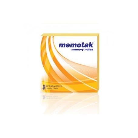 BLOCCHI MEMOTAK 75X75 12PZ
