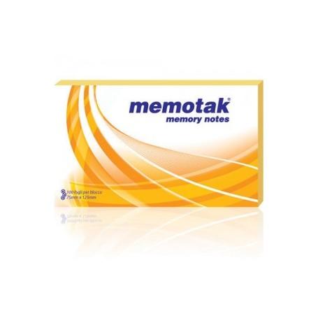 BLOCCHI MEMOTAK 75X125 12 PZ