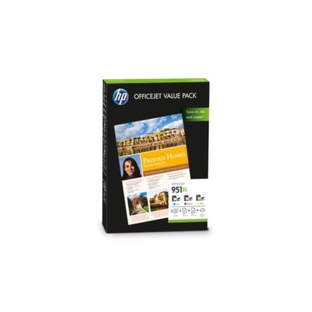 HP N951XL C/M/Y INK VAUE PACK CARTA PHOT