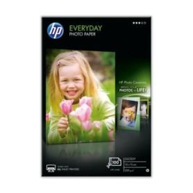 HP CARTA FOTOGRAFICA 10X15 100FG.