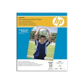 HP CARTA FOTO LUCIDA A4 25FG 250GR