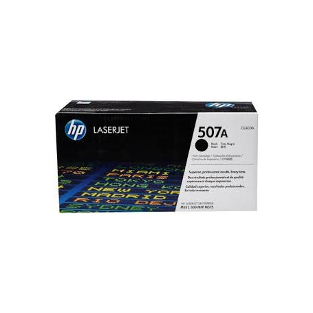 HP CE400A HP BK M 511DN/N/XH (5.500PG) 1