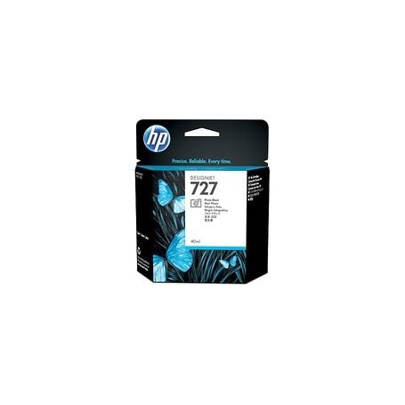 HP CART N.727 INK NERO FOTO 40 ML