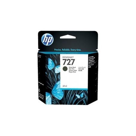 HP CART N.727 INK NERO OPACO 300 ML