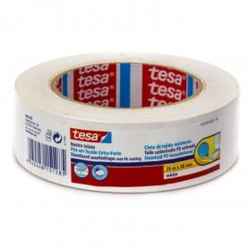 NASTRO ADESIVO TELATO 38X25 BIANCO TESA