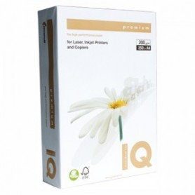 CARTONCINO IQ PREMIUM 200GR A4 250FF