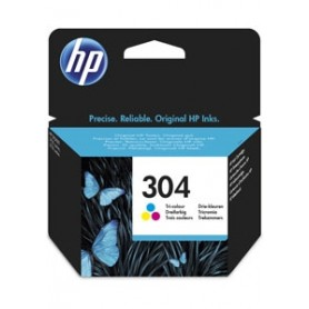 HP DJ3720 N°304 INK COLORE