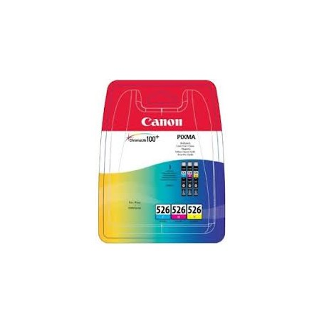 CANON INK JET CLI526 CY/MA/YE KIT