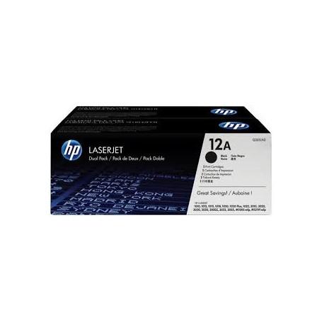 HP Q2612AD 1011/12/15 BK CF.DA 2 PZ