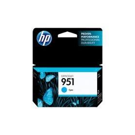 HP N 951 INK CYANO CN050A