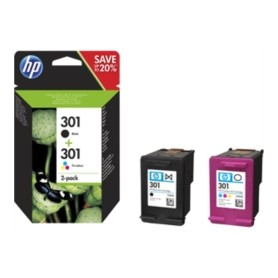HP DJ1050/55/2050 HP301 KIT BK+COL