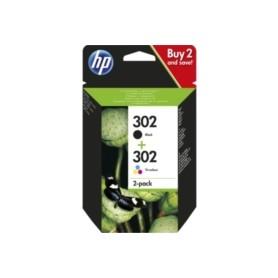HP DJ3630  HP 302 BK + 302C OL KIT