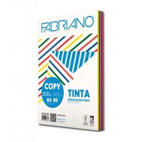 CARTA COPY TINTA FT GR80 A4 250 FF ASS