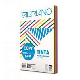 CARTA COPY TINTA FT GR160 A4 100FF ASS