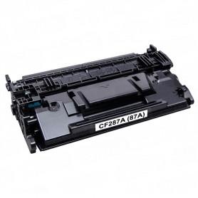 TONER HP CF287A COMPATIBILE N°87A