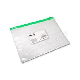ZIPPER BAG A5 0.14MM PVC