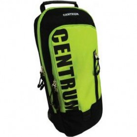 BACKPACK GREEN 45X20X10CM POLYESTER