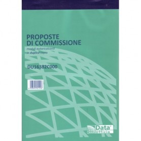 BL COPIA COMMISSIONI 50X2 AUT 21,5X14,8