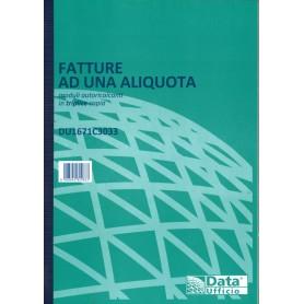 BL FATTURE 1 ALIQUOTA 33X3 AUT 29,7X21,5