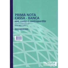 BL P/NOTA CASSA BANCA 50X2 AUT 21,5X29,7