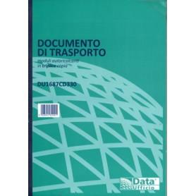 BL DOCUMENTO TRASPORT 33X3 AUT 29,7X21,5