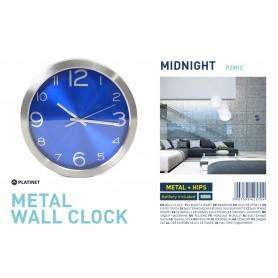 OROLOGIO UFFICIO A PARETE  CLOCK 42570