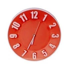 OROLOGIO UFFICIO A PARETE  CLOCK 42989