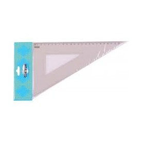 TRIANGLE RIGHELLO 30X23CM PVC PACKING