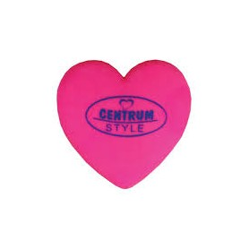 ERASER SYNTHETIC RUBBER SHAPE PINK COL