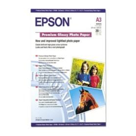 EPSON CARTA FOTOGRAFICA LUCIDA A3 20FG