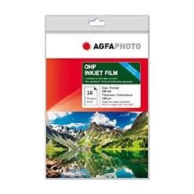 AGFA OHP INKJET FILM QUALITY 100UM/10FF