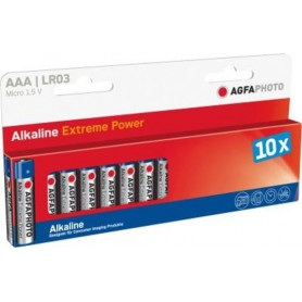 AGFA BATTERY MINISTILO HIGH PACK 10 PZ