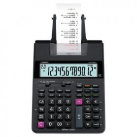 ELECTRONIC CALCULATOR HR-150RCE-WB-EC