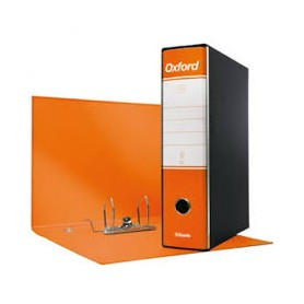 REGISTRATORI OXFORD G85 D.SO 8 ARANCIO